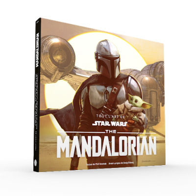 Star wars tout l art de the mandalorian