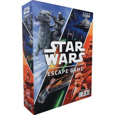 Star wars unlock escape game version francaise