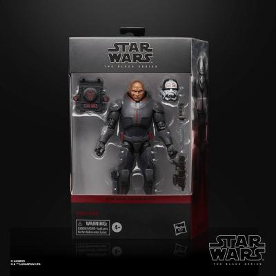Star wars wrecker bad batch figurine black series deluxe 15cm
