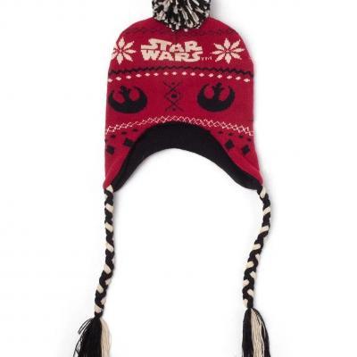 Star wars x mas bonnet
