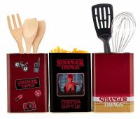 Stranger things 3 tins set retro logo 2