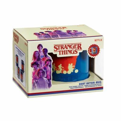 Stranger things come again soon mug thermoreactif