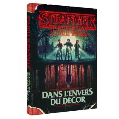 Stranger things companion book