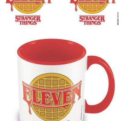 Stranger things eleven mug interieur colore 315ml