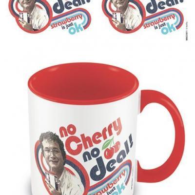 Stranger things no cherry no deal mug interieur colore 315ml