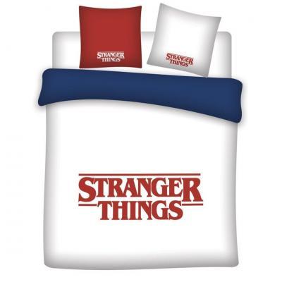 Stranger things parure de lit 240x220 100 microfibre