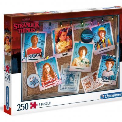 Stranger things puzzle 250p 48 5x33 5cm