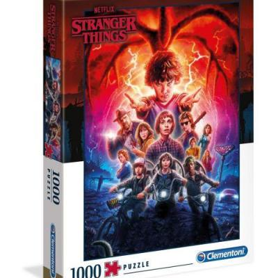 Stranger things season 2 puzzle 1000p