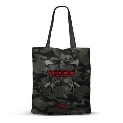 Stranger things storm drawsting shopping bag 40x34x1cm