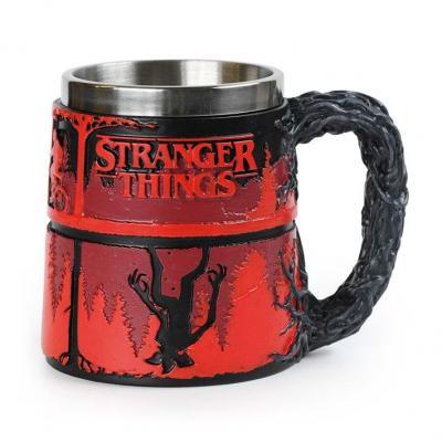 Stranger things the upside down mug polyresin 350ml