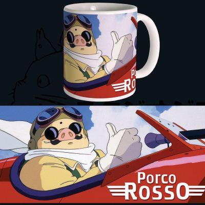 Studio ghibli porco rosso mug 300ml
