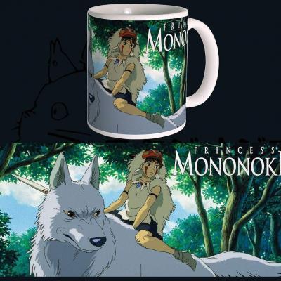 Studio ghibli princesse mononoke mug 300ml