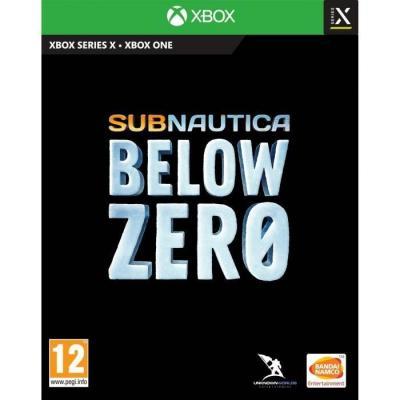 Subnautica below zero xbox sx xbox one