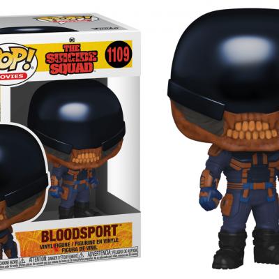 Suicide squad bobble head pop n 1109 bloodsport