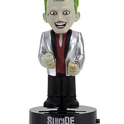 Suicide squad body knocker joker solar powered 16cm