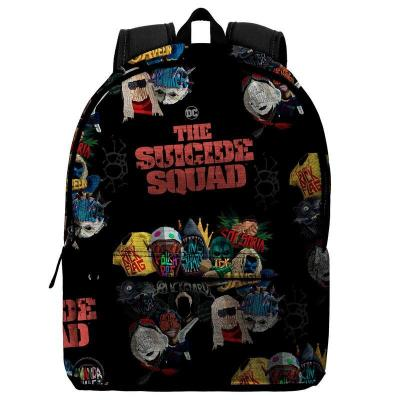 Suicide squad task force sac a dos 45x30x18cm