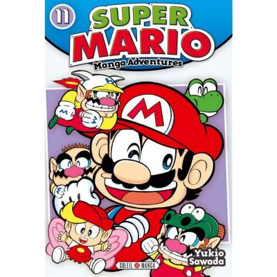 Super mario manga adventures tome 11