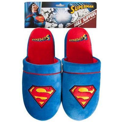 Superman pantoufles logo 41 44