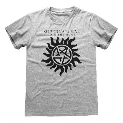 Supernatural t shirt logo symbol