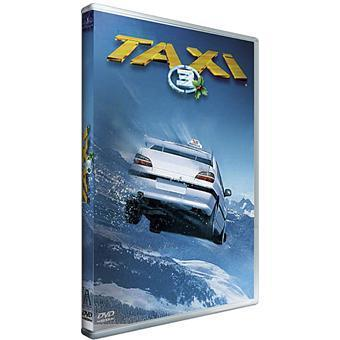 Taxi 3 dvd occasion