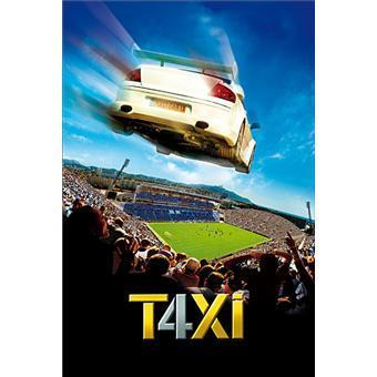 Taxi 4 dvd occasion