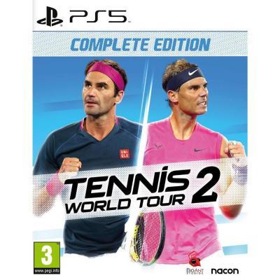 Tennis world tour 2 complete edition 1