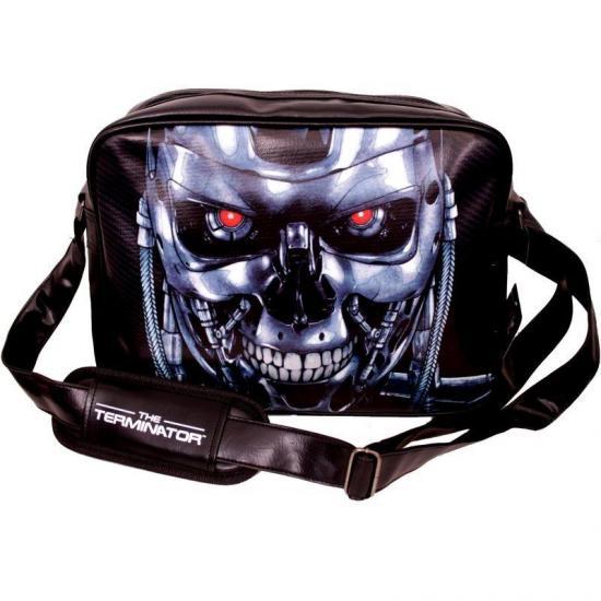 Terminator messenger bag t800