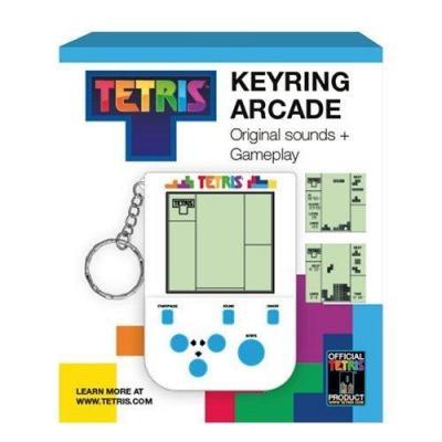 Tetris porte cles arcade game