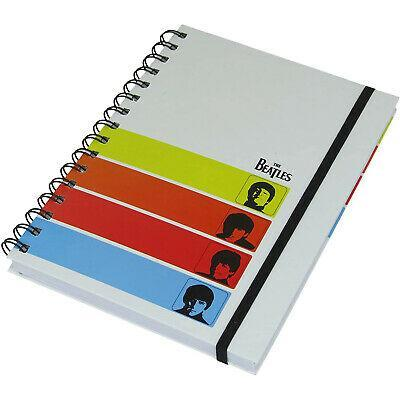 The beatles notebook a5 a hard day s night
