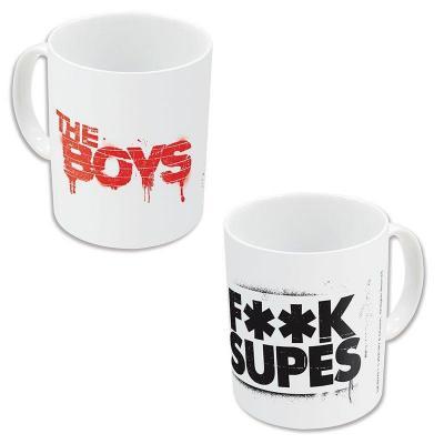 The boys mug ceramique 325ml