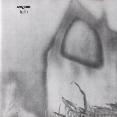 The cure faith album 33t