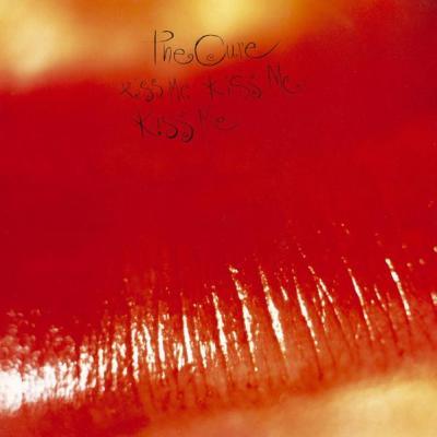 The cure kiss me kiss me kiss me album 33t