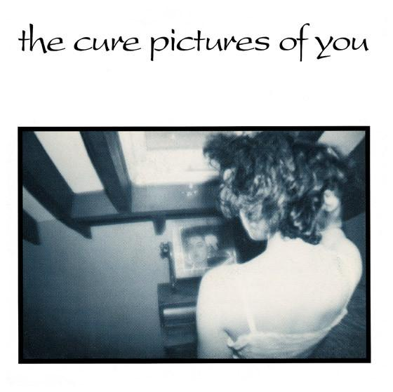The cure pictures of you 45t