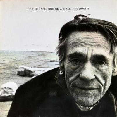 The cure standing on a beach the singles album 33t