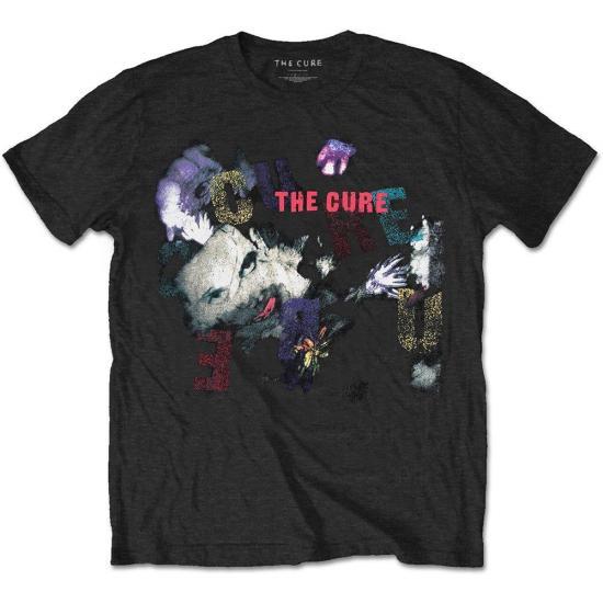 The cure t shirt rwc the prayer tour 1989