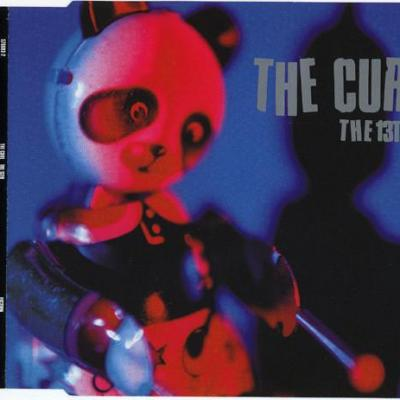 The cure the 13th maxi cd single