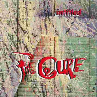 The cure untitled album cd