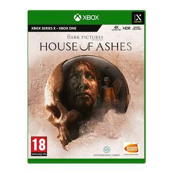 The dark pictures anthology house of ashes xbox one xbox sx