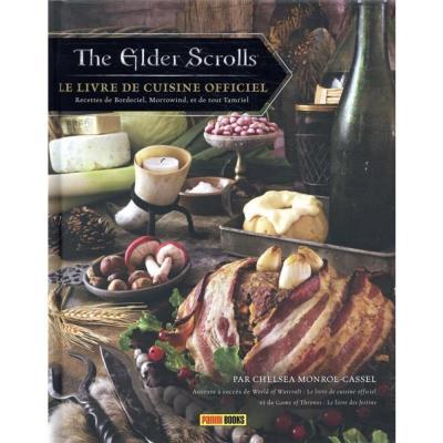 The elder scrolls le livre de cuisine officiel