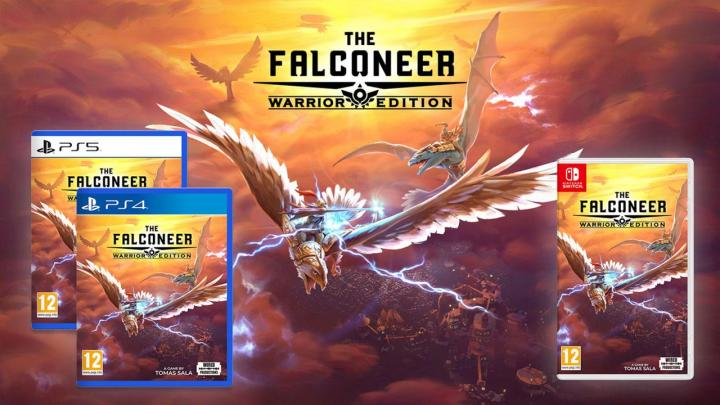 The falconeer warrior edition 2