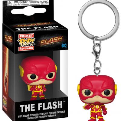The flash pocket pop keychain the flash