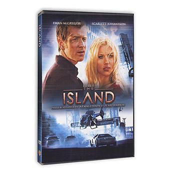 The island dvd occasion