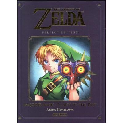 The legend of zelda majora s mask perfect edition