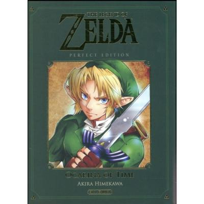 The legend of zelda ocarina of time perfect edition