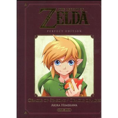 The legend of zelda oracle of seasons and ages perfect edition