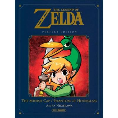 The legend of zelda the minish cap and p h perfect edition