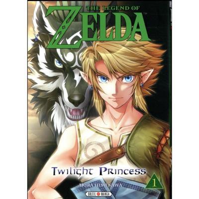 The legend of zelda twilight princess tome 1