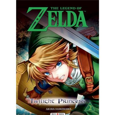 The legend of zelda twilight princess tome 2
