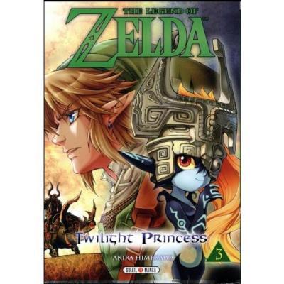 The legend of zelda twilight princess tome 3