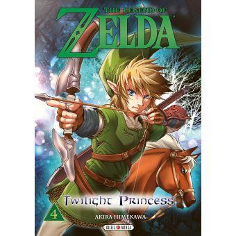 The legend of zelda twilight princess tome 4